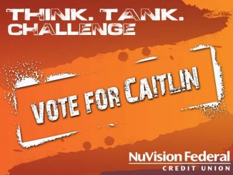 Vote for Caitlin