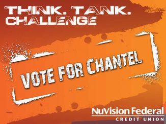Vote for Chantel