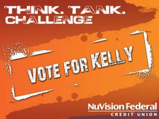 Vote for Kelly