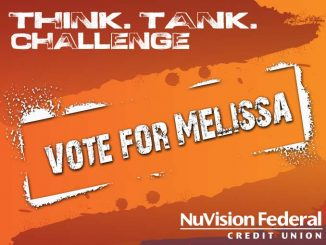 Vote for Melissa