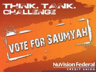 Vote for Saumyah