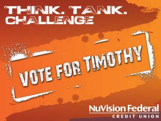 Vote for Timothy